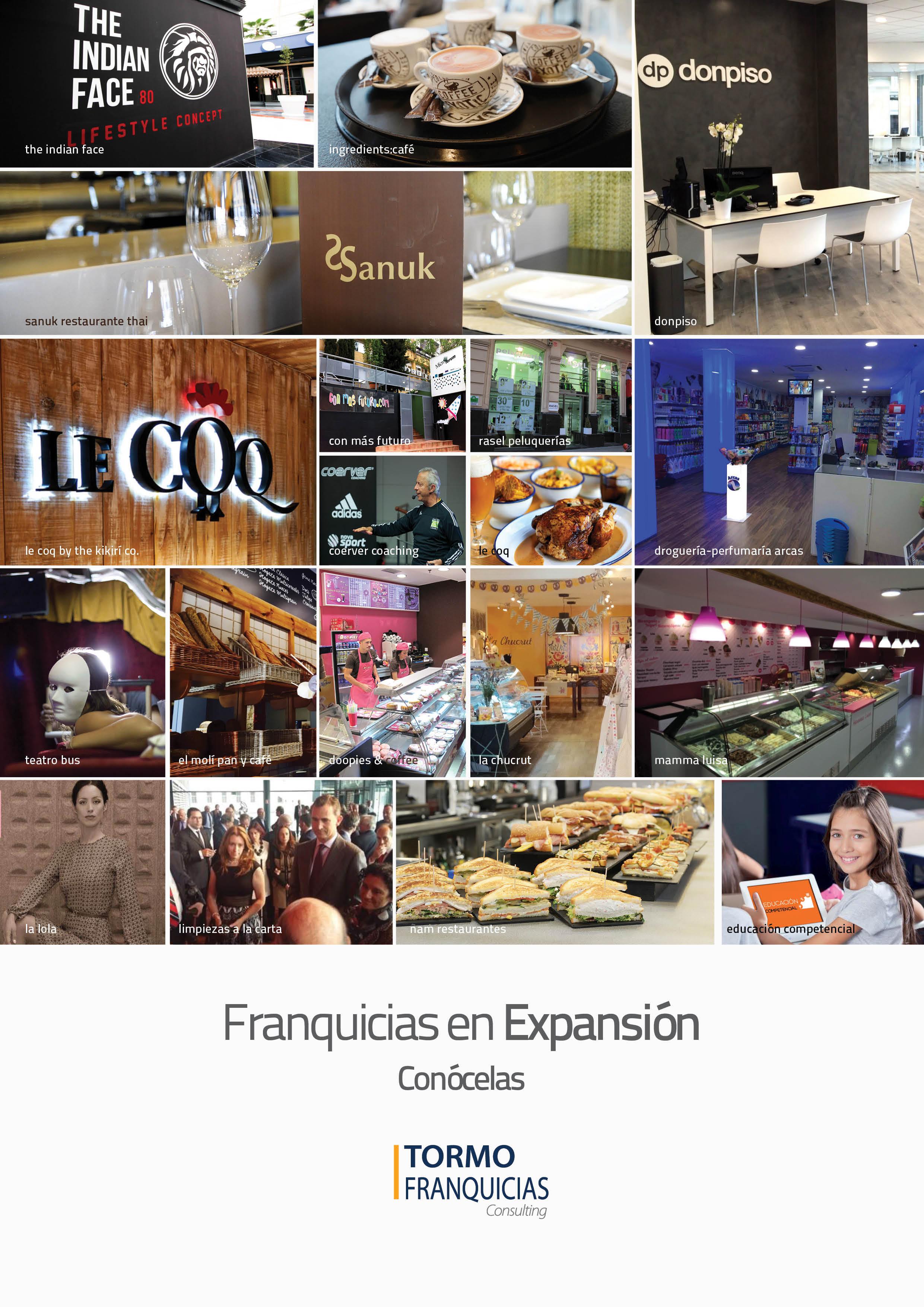 Tormo Franquicias Consulting acude a Expofranquicia