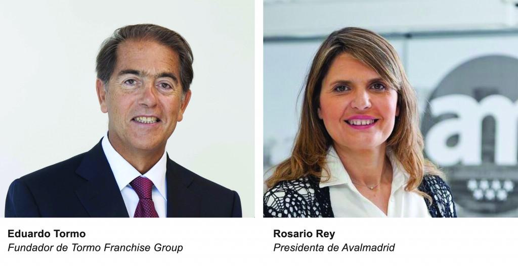 Tormo Franquicias y Avalmadrid firman un acuerdo de colaboración